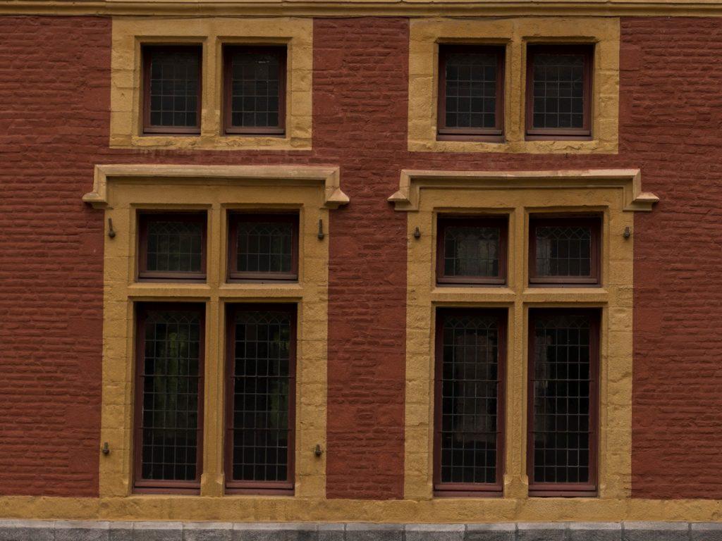 façades lilloises