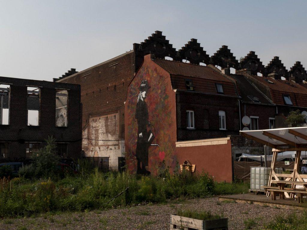 street-art à Roubaix
