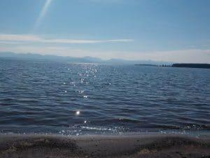 lac du yellowstone