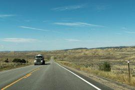 camion Sur la route - Colorado