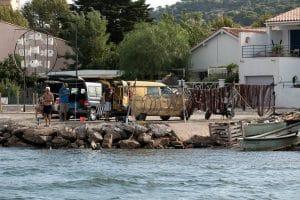 Pointe courte - Sète
