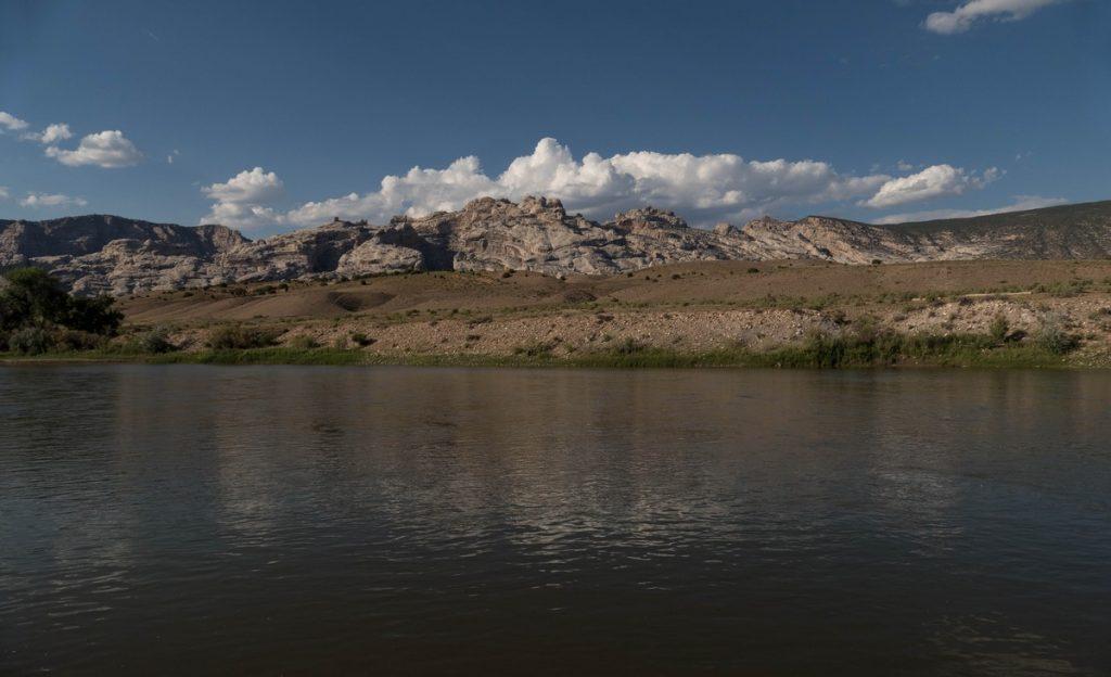 camping green river - Dinosaur National Monument