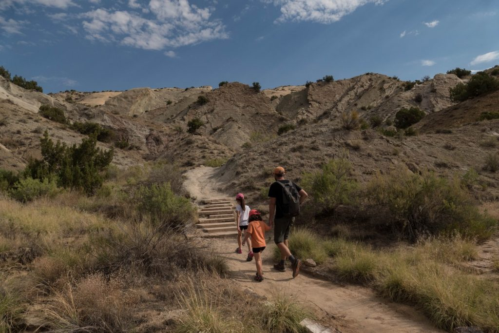 Fossil Discovery Trail - dinosaur National Park