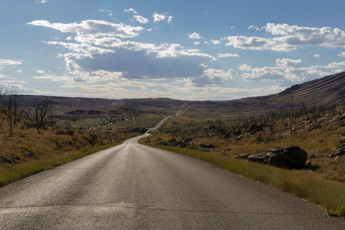 Séjour dans Flaming Gorge - Utah