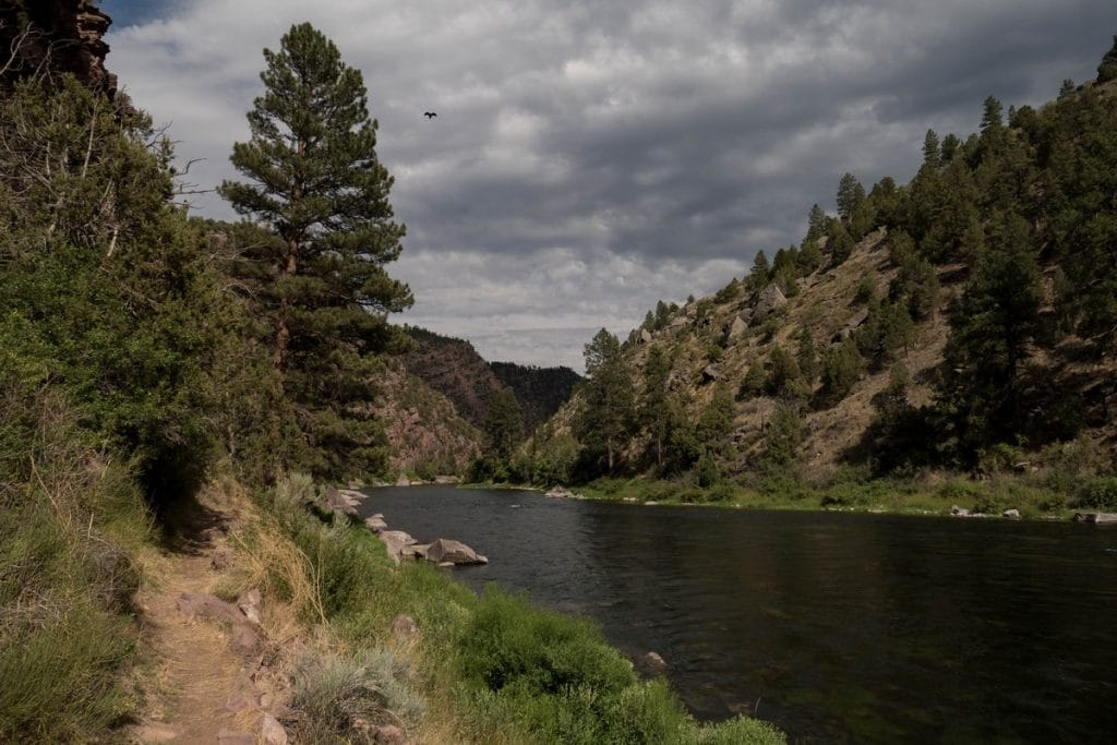 la green river - flaming gorge