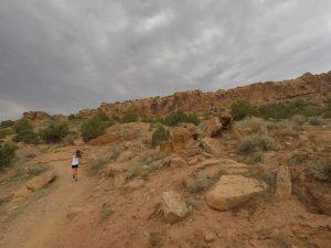 à la recherche des petroglyphes - dinosaur National monument