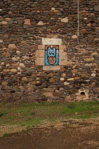 fenêtre condamnée - Celles / Hérault