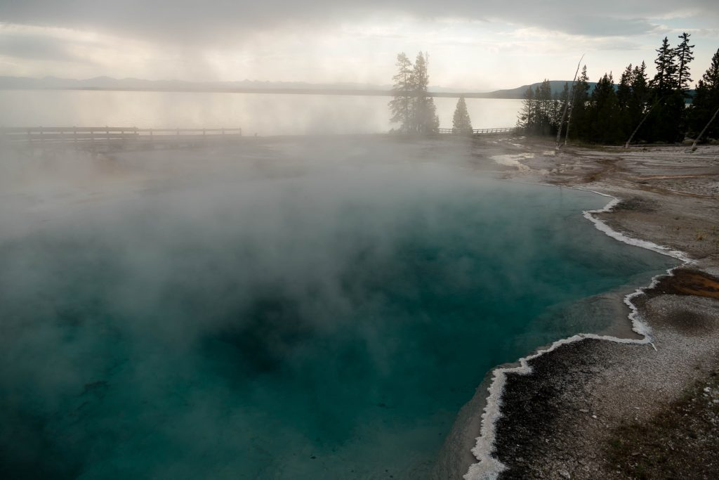 West Thumb - Yellowstone