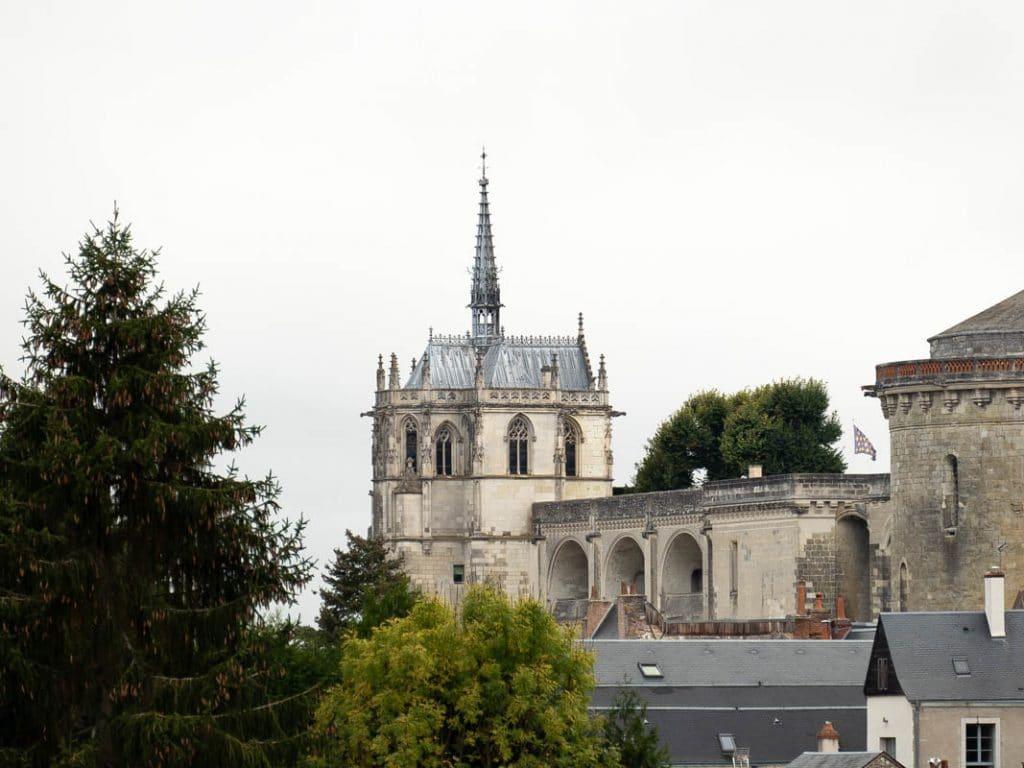 Tombeau de Léonard de Vinci - Amboise