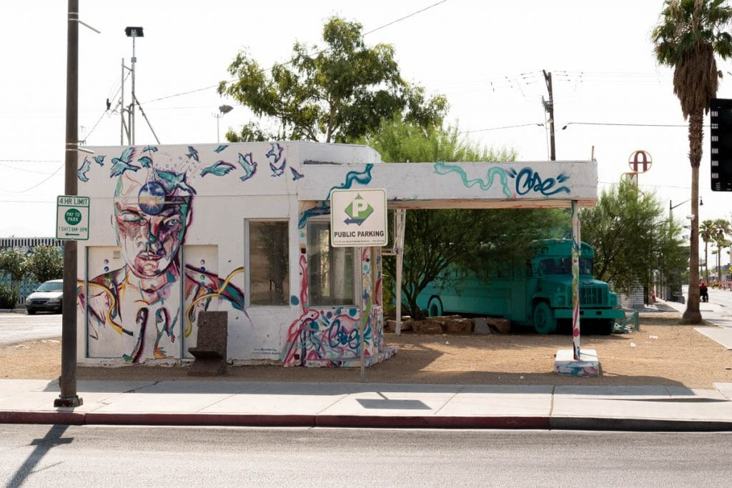 street art sur fremont street