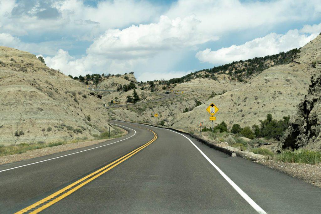 route 12 - Utah