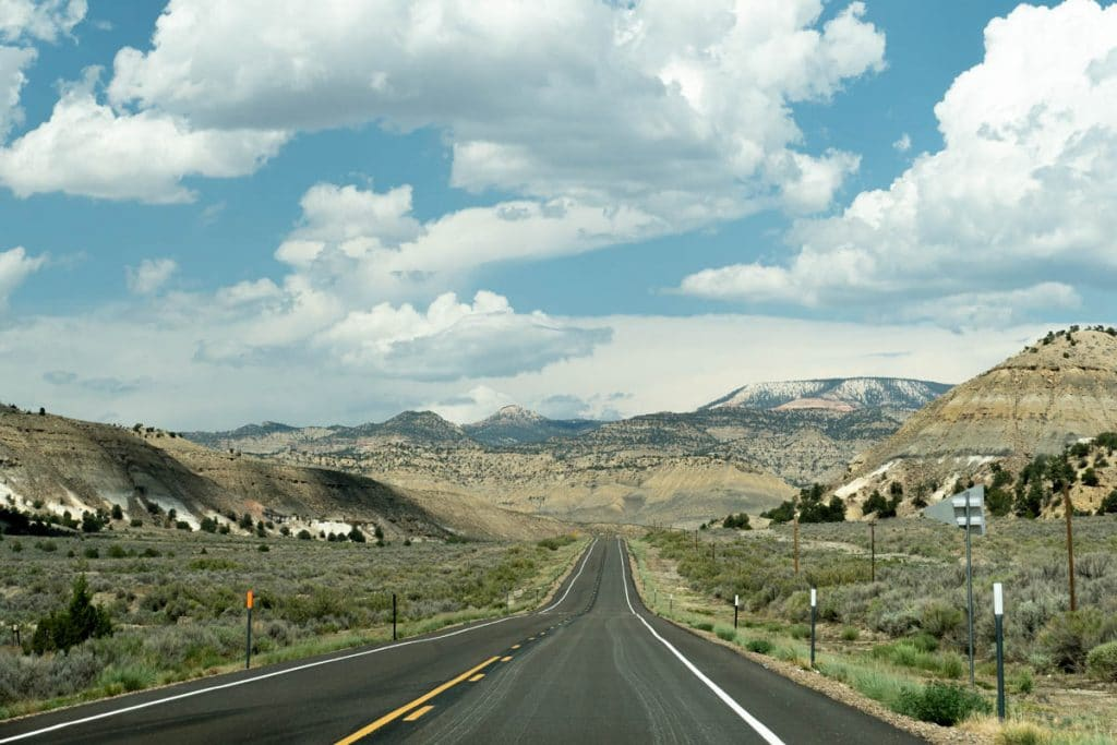 la route 12 - Utah
