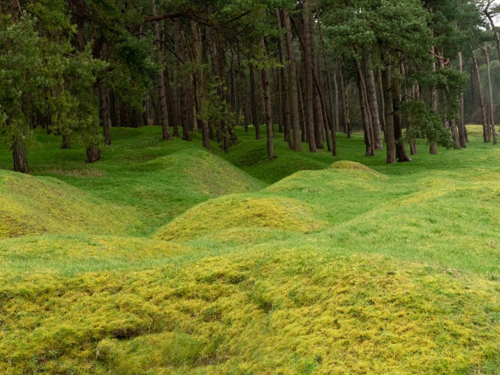 champ de bataille de Vimy