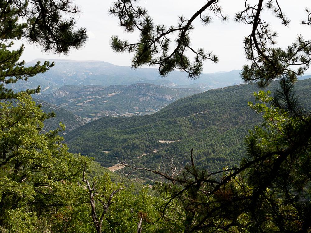 vallée de Nyons - drôme
